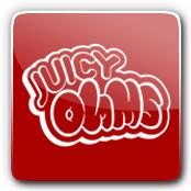 Juicy Ohms E-Liquid Logo