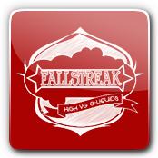 Fallstreak E-Liquid Logo
