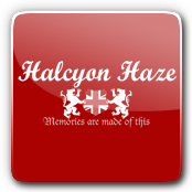 Halcyon Haze E-Liquid Logo