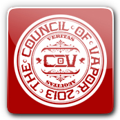 The Council Of Vapor Logo