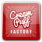 Cream Puff Factory Logo
