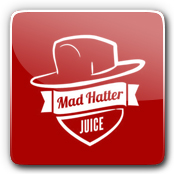 Mad Hatter E-Liquid Logo