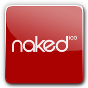 Naked 100 E-Liquid Logo