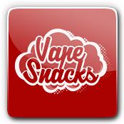 Vape Snacks E-Liquid Logo