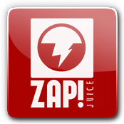 Zap Juice Logo