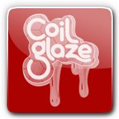 Coil Glaze E-Liquid Logo