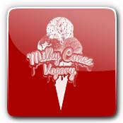 Milky Cones Vapery Logo