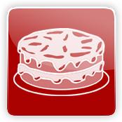 Cake Flavour E-Liquid Logo