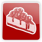 Cheesecake Flavour E-Liquid Logo