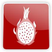 Dragon Fruit Flavour E-Liquid Logo