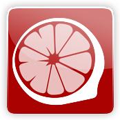 Grapefruit Flavour E-Liquid Logo