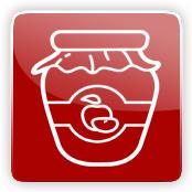 Jam Flavour E-Liquid Logo