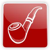 Latakia Tobacco Flavour E-Liquid Logo