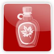 Maple Syrup Flavour E-Liquid Logo
