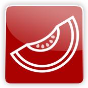 Melon Flavour E-Liquid Logo
