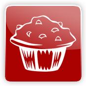 Muffin Flavour E-Liquid Logo