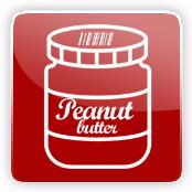 Peanut Butter Flavour E-Liquid Logo