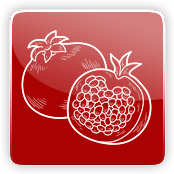 Pomegranate Flavour E-Liquid Logo