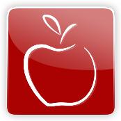 Red Apple Flavour E-Liquid Logo