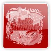 Tropical Fruit Flavour E-Liquid Logo