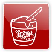 Yoghurt Flavour E-Liquid Logo