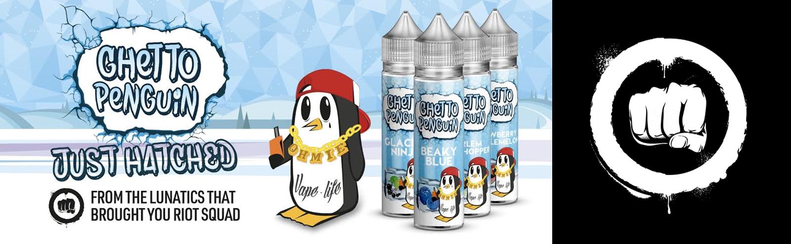 Ghetto Penguin Shortfill