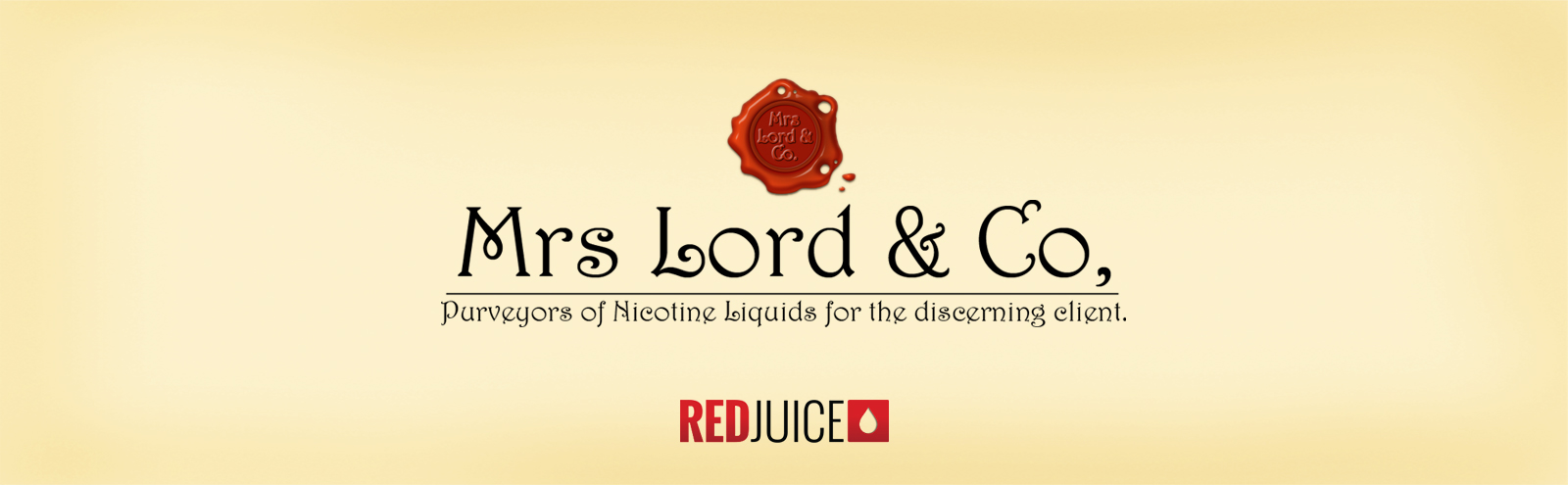 Mrs Lord & Co Banner