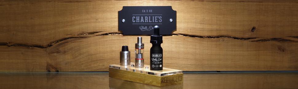 Charlies Chalk Dust Banner