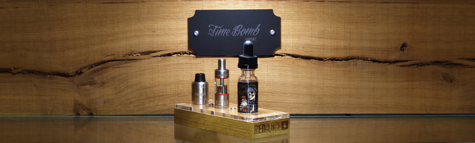Time Bomb Banner