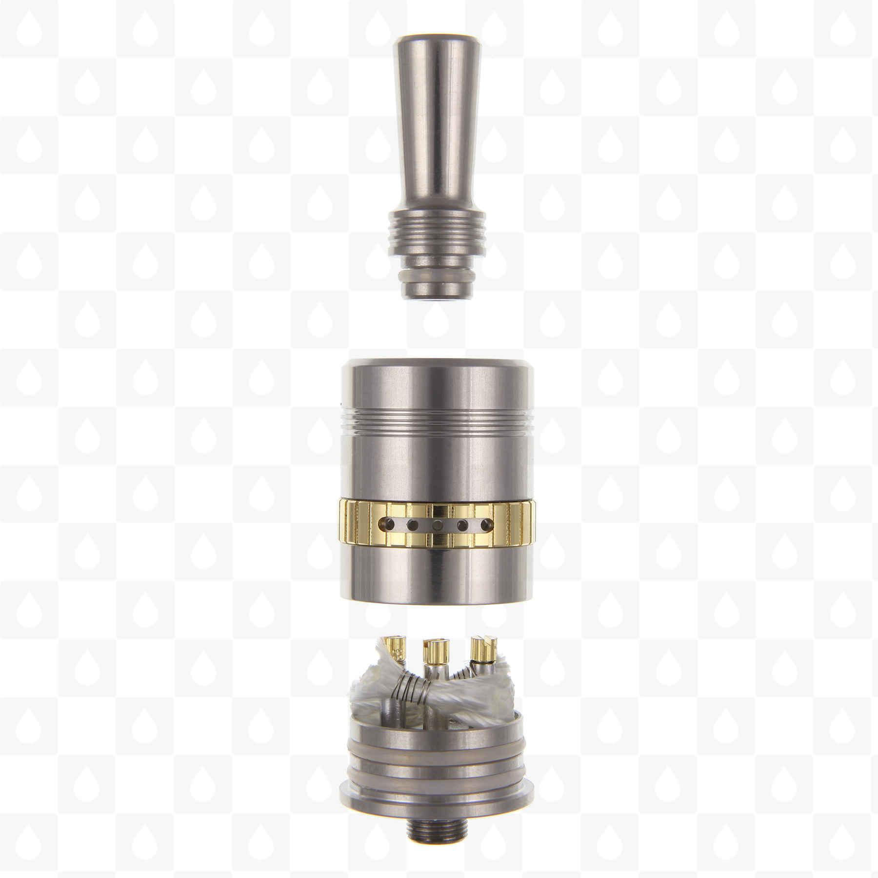 Buy Pulse 24 Dual Coil BF RDA By Vandy Vape & Tony B ... |Scar Dual Coil Rda