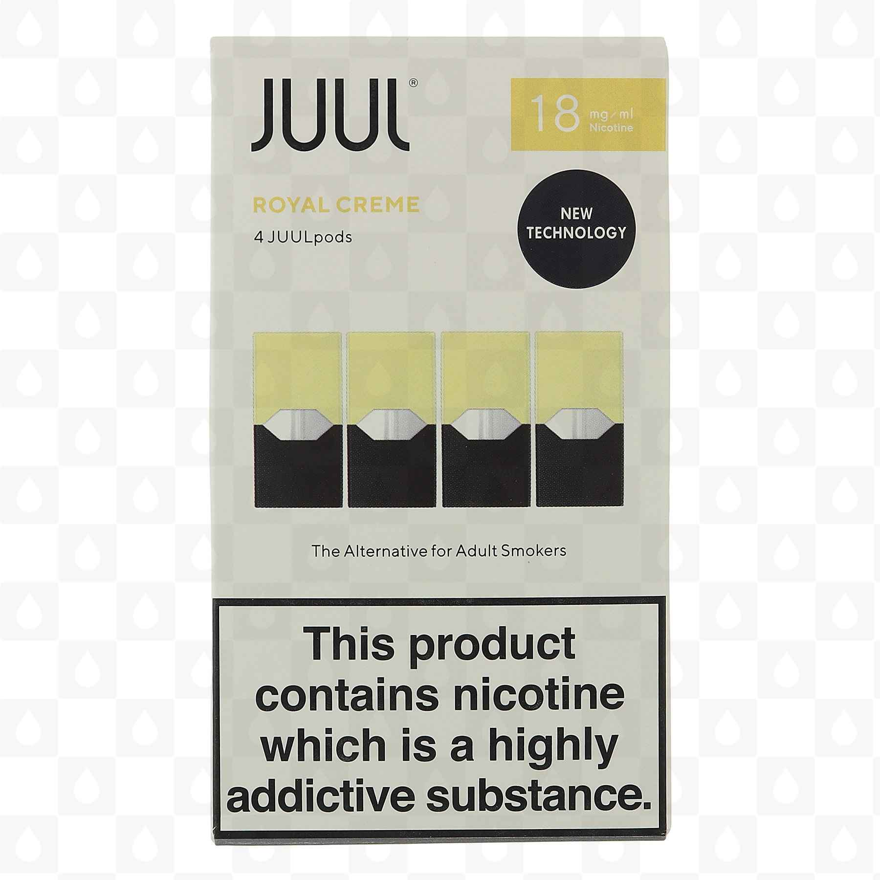 JUUL Royal Creme Replacement Pods