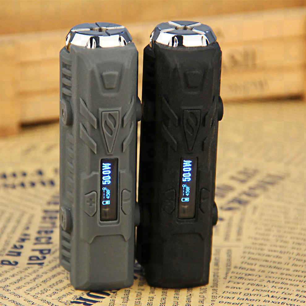 Heatvape Invader Mini V2 (50W, Temperature Control, Shock Resistant, Water  Resistant)